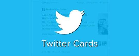 Increase your website traffic and engagement with Twitter Cards