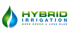 Hybrid Irrigation Branding
