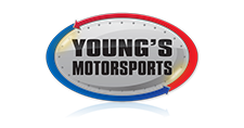 Youngs Motorsports Branding